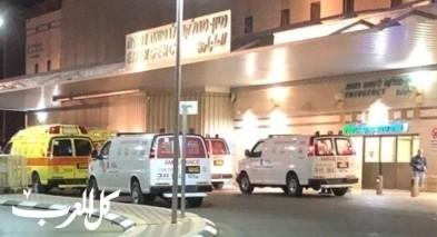النقب: اصابة عاملين إثر عن سقوطهما عن ارتفاع