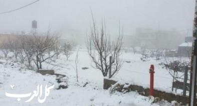 الشتاء يصل ذروته: أجواء شديدة البرودة