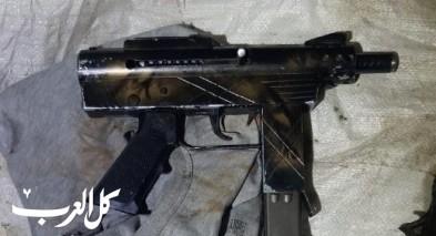 اعتقال مشتبه بعد ضبط سلاح في دير سامت