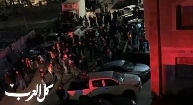 طرعان: اصابة شاب واطلاق نار على محل تجاري