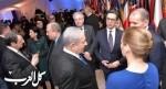الرئيس الاسرائيلي ريفلين يستضيف اكثر من 40 رئيسا