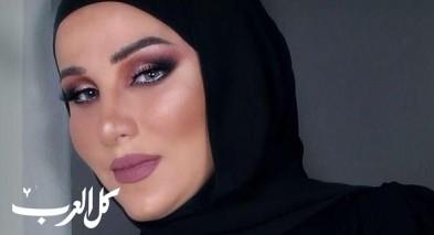 الأردنية نداء شرارة مفجوعة بوفاة شقيقها