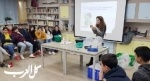 مجد الكروم: تجارب علمية في اعدادية درويش