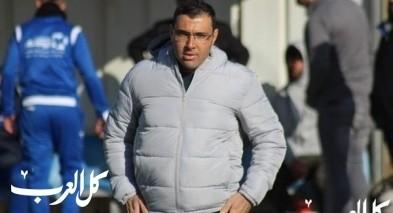 المدرب علي بدر ينهي عمله في نادي دبورية