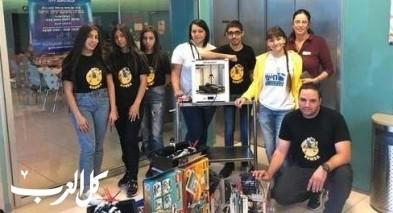 طلاب من يافة الناصرة بين دمج الروبوتات والعمل التطوعي