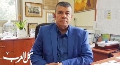 رئيس مجلس الرامة يستنكر اطلاق النار