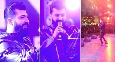 سيف نبيل يتألق بحفل ناجح في دبي.. صور