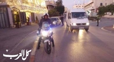 مصرع طفلة جرّاء حادث دهس في يطا