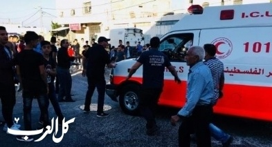 حادث سير كل 90 دقيقة في الأراضي الفلسطينية