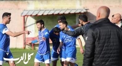 ابناء مجد الكروم يفوز على مكابي كفركنا 4-2