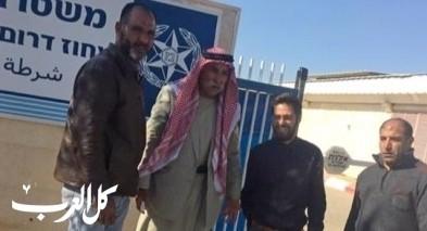 إطلاق سراح الشيخ صياح الطوري
