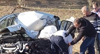 النقب: مصرع سيدة بحادث طرق مروع