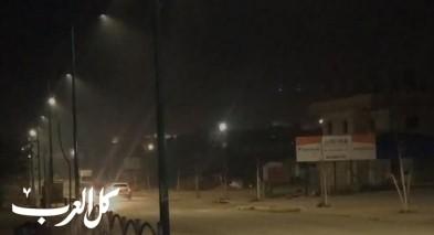 فيديو- رهط: شجار في احد الاحياء واطلاق نار كثيف