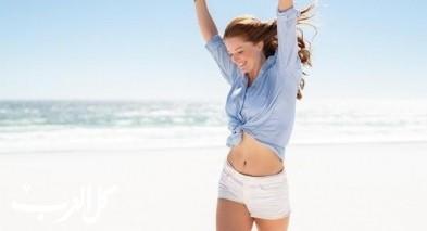 خمسة نصائح ليصبح جسمك رشيقًا