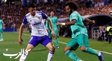 مارسيلو يحتفل بـ500 مباراة مع ريال مدريد