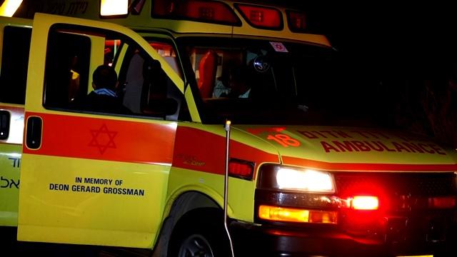 كفار تابور: اصابة فتى جراء تعرضه للدهس