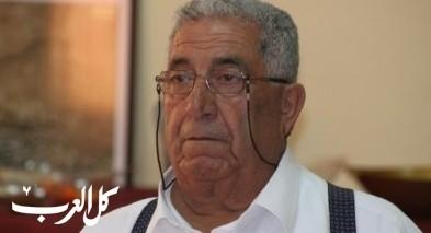 بلدية الناصرة تنعى رئيس مجلس المشهد السابق محمد حسن