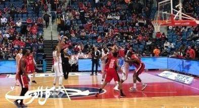كرة سلة: خسارة فريق القمة هبوعيل القدس