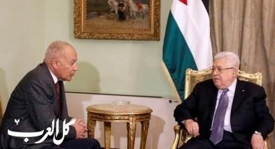 أبو الغيط: لا يمكن للشعب الفلسطيني أن يستسلم