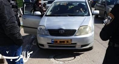 كفرقرع: حادث طرق يسفر عن إصابتين