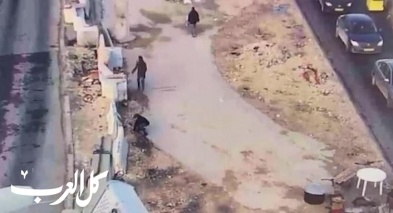 القاء القبض على مشتبهين رشقوا الحجارة على معبر قلدنيا