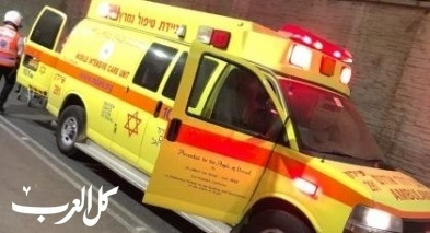 القدس: اصابة عاملين بجراح متوسطة اثر سقوطهما