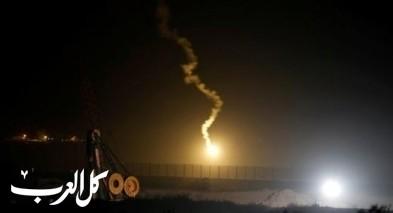 غارات على أهداف تابعة لمنظمة حماس في شمال قطاع غزة