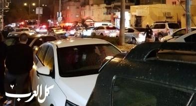 جلجولية انفجار سيارة واطلاق رصاص بإتجاه بيت