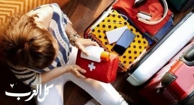 اهم 7 خطوات لكيفية تحضير حقيبة السفر