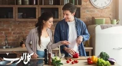 طرق لمساعدة زوجك في التخلّص من الوزن الزائد