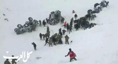 تركيا: إترفاع حصيلة قتلى كارثة الانهيارين إلى 39 قتيل