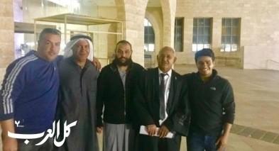 أبو تلول: الإفراج عن الناشط هايل أبو هدوبة