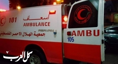 مصرع مواطن 92 عامًا بحادث دهس بنابلس