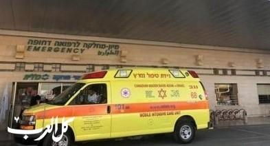 تل ابيب: إصابة شاب إثر تعرضه لإطلاق نار