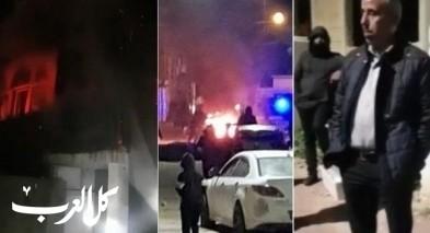 أجواء متوترة بعد ليلة عنيفة في رهط