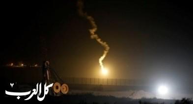 دبابات اسرائيلية تقصف مواقعا لحركة حماس في غزة