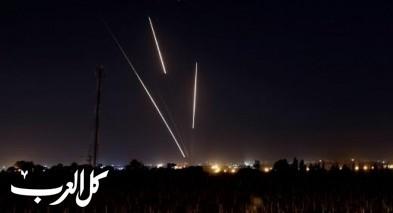 اطلاق قذيفة من قطاع غزة باتجاه اسرائيل دون اصابات