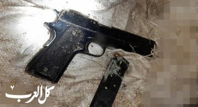 الشاغور: ضبط اسلحة غير قانونية
