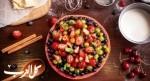 طريقة تحضير كعكة الفواكه صحية ولذيذة