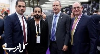 تل ابيب: رئيس البورصة دبي يشارك في معرض المجوهرات