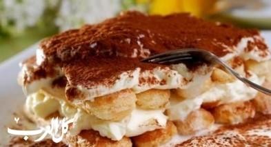 في عيد الحب منحضر كعكة التيراميسو من مطبخ تنوفا