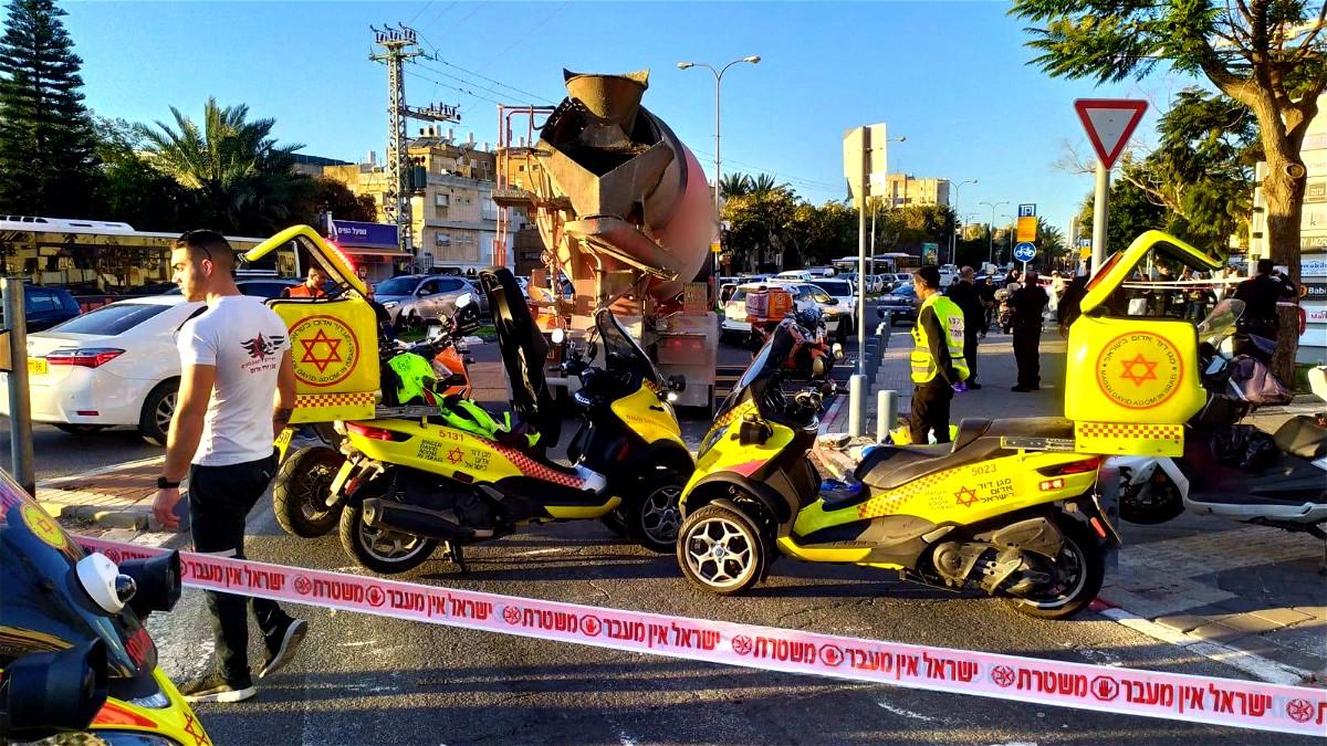 تل أبيب: مصرع فتى إثر تعرضه للدهس