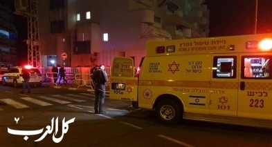 اشدود: اصابة شابين بعد تعرضهما لاطلاق نار