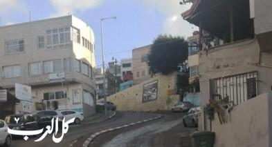 أم الفحم: إغلاق شارع الميدان بعد انسكاب زيت