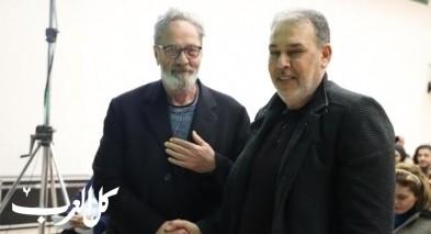 كفرقرع: أمسية تضامنية مع الفنان محمد بكري
