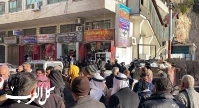 الشرطة تقتحم مخيم شعفاط لمنع تظاهرة