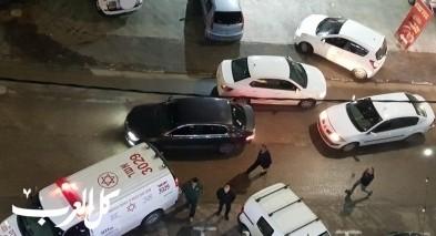 طمرة: اصابة شاب بعد اطلاق النار على محل تجاري