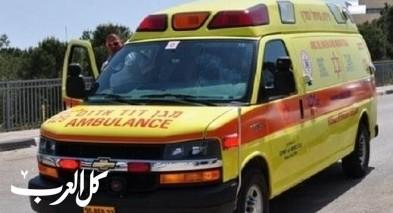 أشدود: اصابة عامل جرّاء سقوط جسم ثقيل عليه