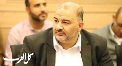 النائب د. منصور عباس يتواصل مع شركة وسلطة الكهرباء