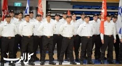 الاحتفال بتخريج 48 رجل اطفاء عربي